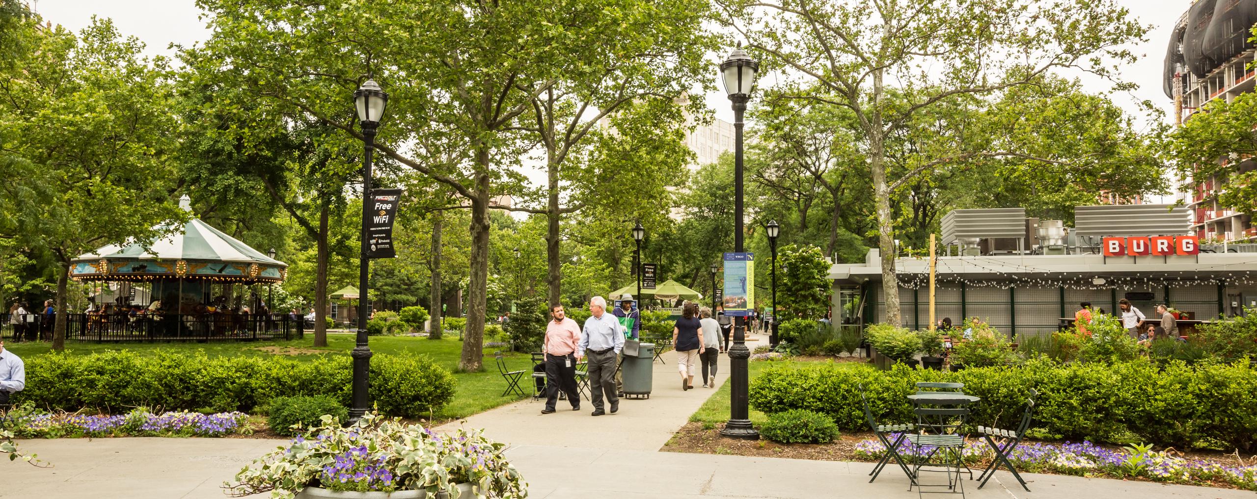 newark nj neighborhood park